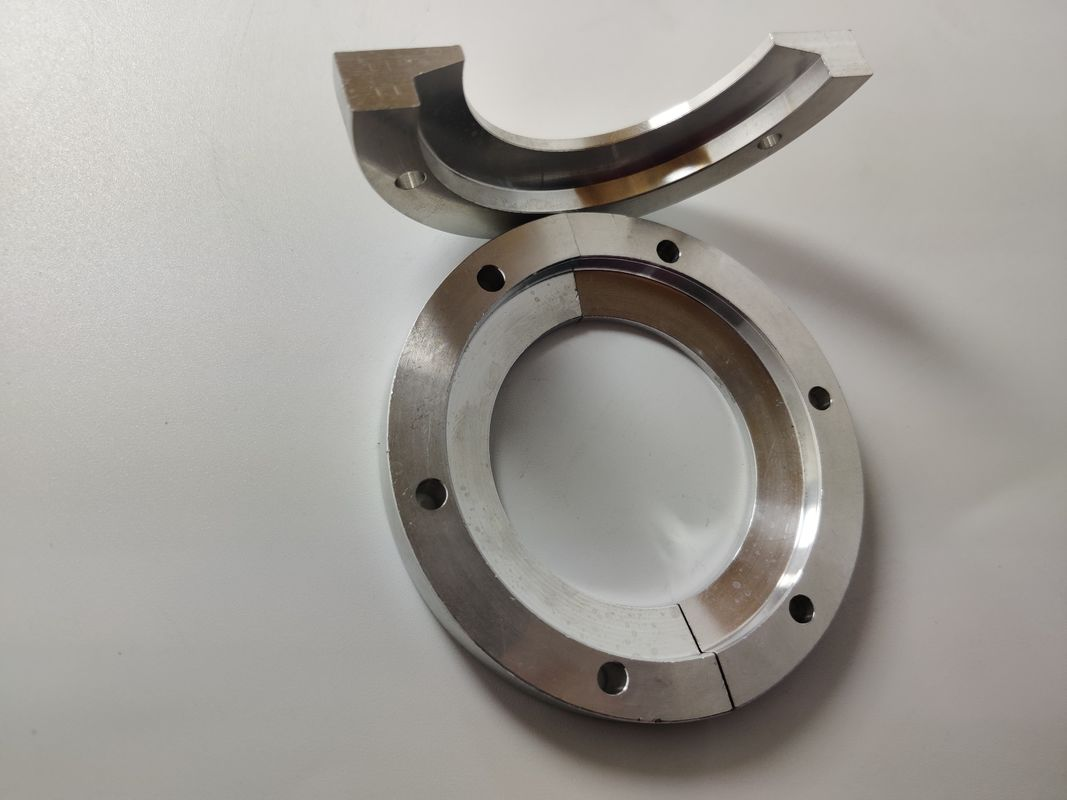 Industrial Socket Weld Flange / Forged Pipe Flange Stainless Steel Flange